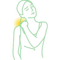 まこと鍼灸院鍼灸コラム「東洋医学根治療法で肩こりを治そう!!!」イメージ